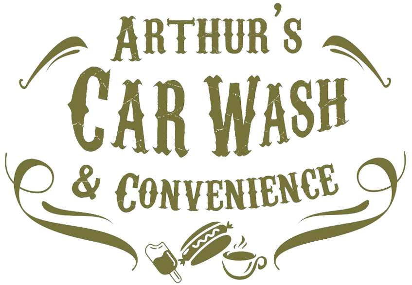 Arthur's Car Wash & Convenience logo